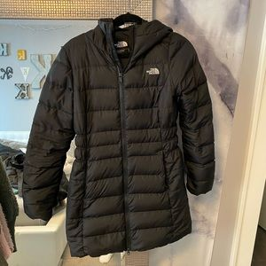 The North Face Women's Black Parka